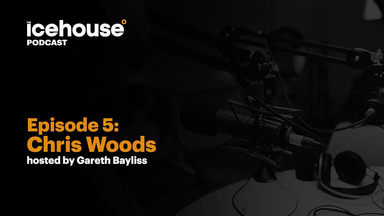 Episode 5: Chris Woods - Hosted by Gareth Bayliss