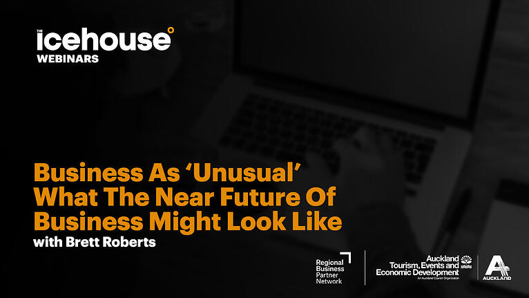 Business as Unusual: What The Near Future Of Business Might Look Like