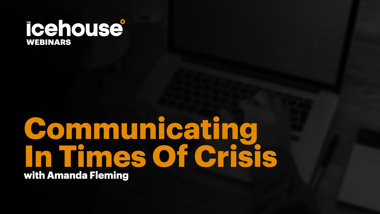 Communicating in times of crisis