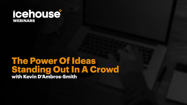 The Power Of Ideas (Standing Out In A Crowd)