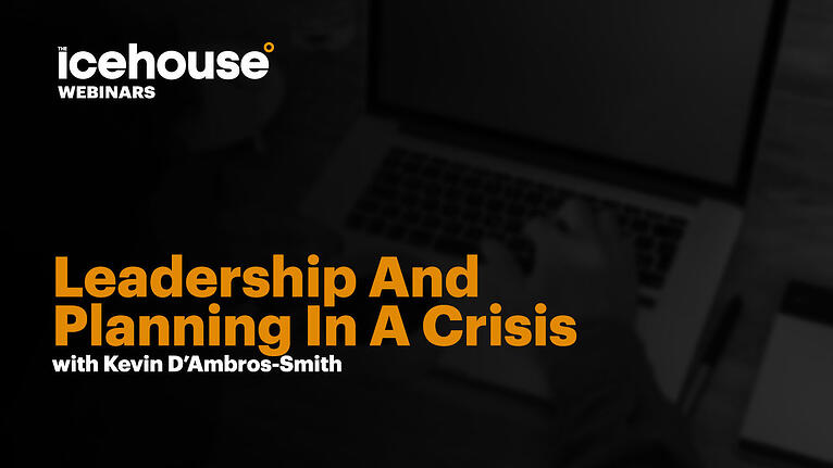 Leadership and Planning In A Crisis