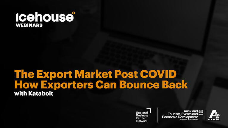 How Exporters Can Fast-track their Bounce Back with Katabolt