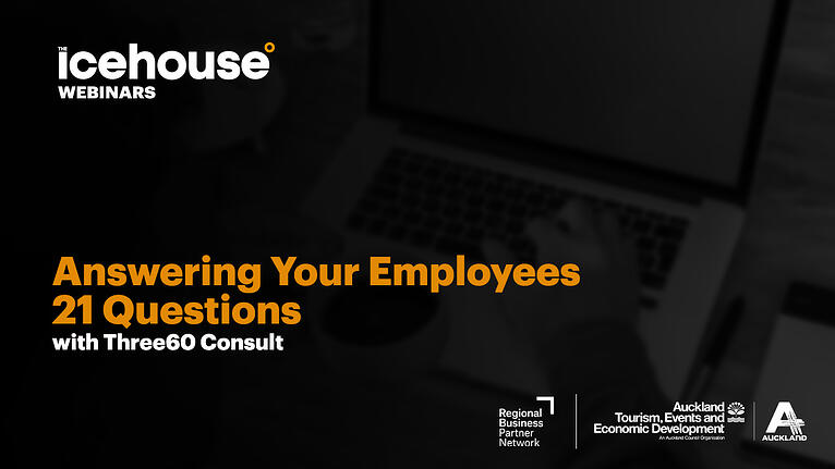 Answering Your Employees 21 Questions
