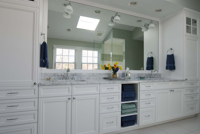 3 kids bathroom ideas to keep your hall bath stylish and functional for adults