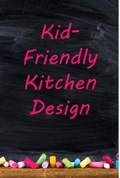 Chicago North Shore Kitchen Design Creating A Kid Friendly Kitchen
