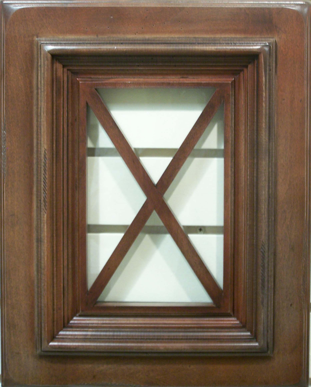 Kitchen Cabinets: Door Inserts