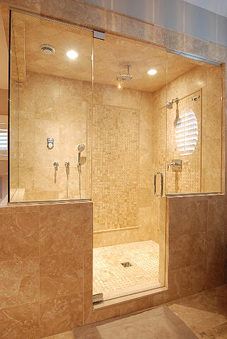 Chicago Bathroom Remodel - Steam Showers