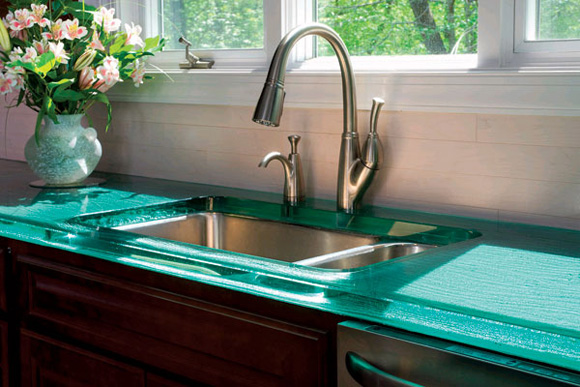 Countertop Material Alternatives : Alternative Countertops for Your Kitchen Remodel