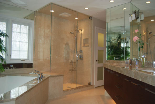 Glass Enclosed Shower Stunning Best 25 Glass Showers Ideas On ...