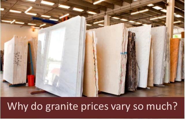 customer to select granite for my kitchen or bathroom as every granite