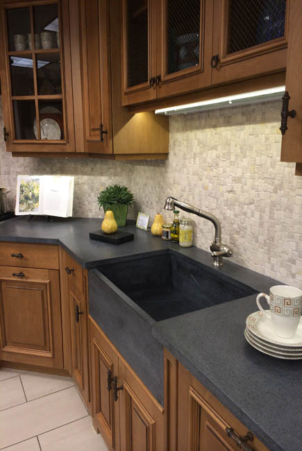 Kitchen Countertops: Pros/Cons Of Soapstone