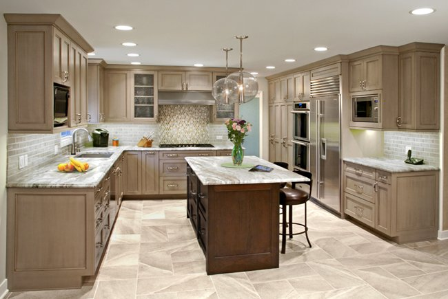 Kitchen Design Should I Choose Painted Or Stained Custom