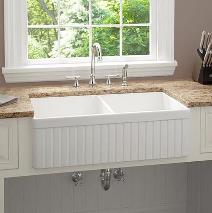 Farmhouse Sink With Divider : Farmhouse Sinks: A Great Addition to Your Chicago Kitchen Renovation