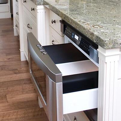 Countertop Microwave Pros And Cons : Chicago Kitchen Design Ideas: Pros and Cons of a Microwave Drawer