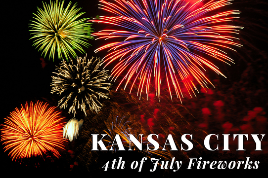 Let Freedom Ring: Fourth of July Fireworks in Kansas City