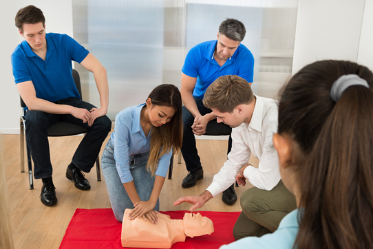 Workplace Safety: CPR Training Can Be a Lifesaver