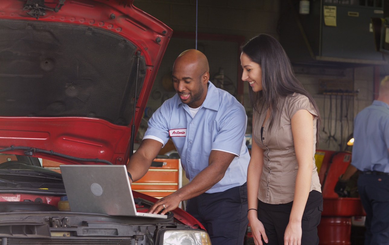 the best marketing strategies for auto shops