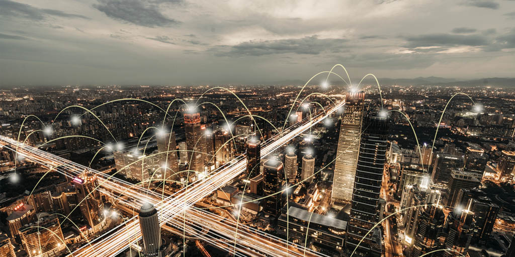 In article - Smart cities