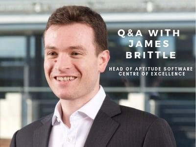 Blog James Brittle Q&A
