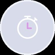 Reducción del tiempo y los recursos necesarios