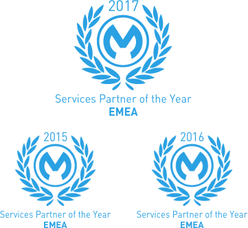 MuleSoft Services Partner of the year