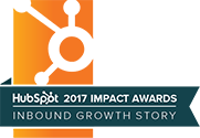 Hubspot 2017 Impact Awards