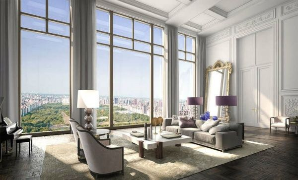 220 Central Park South Condos New York NY