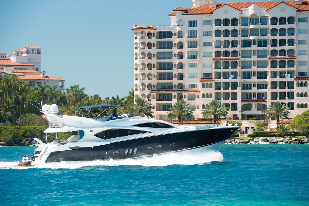 Living On Fisher Island