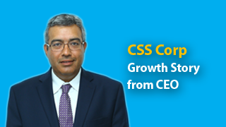 CSS Corp Sees A Bright Spot With Manish Tandon