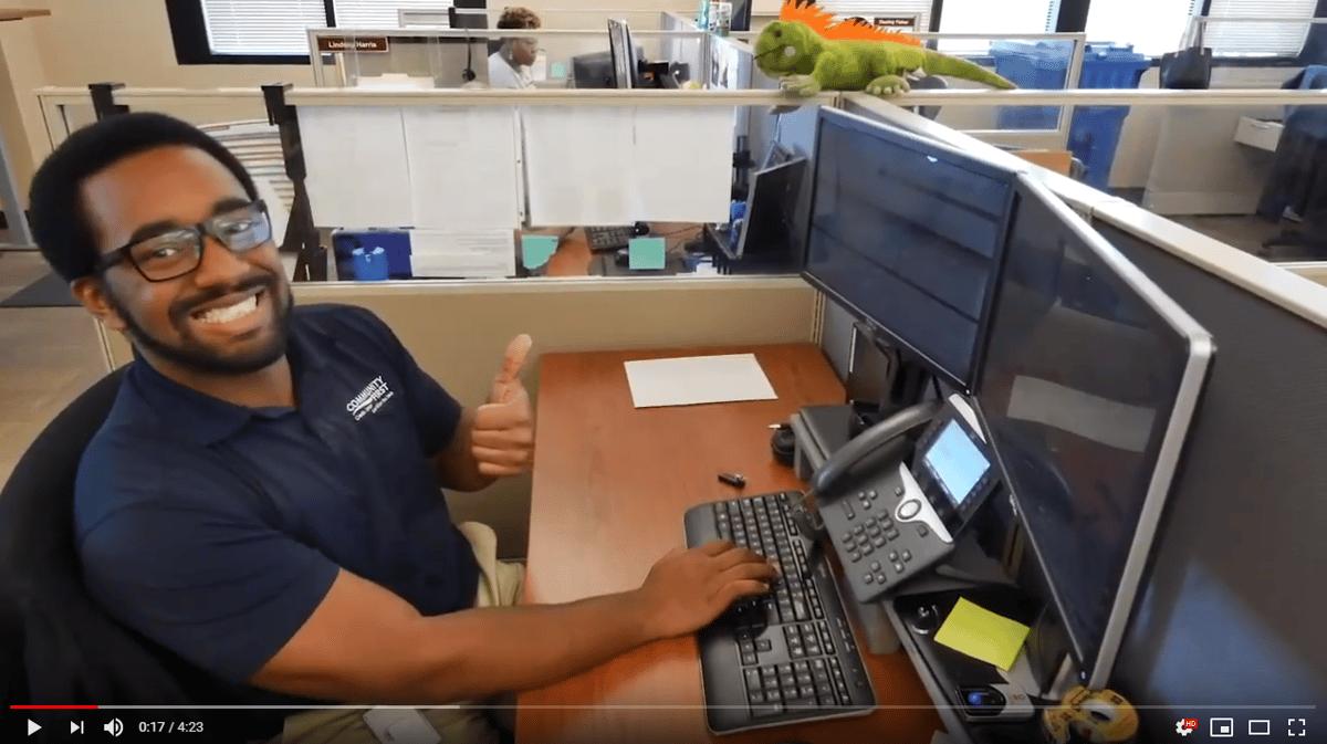 Love Where You Work Video