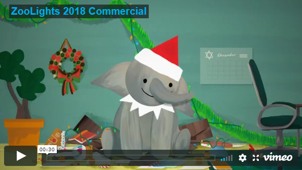 ZooLights Commercial