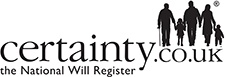Certainty National Will Register