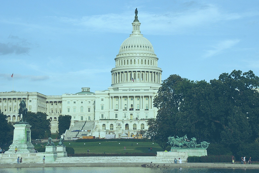 Capital Building For Article Altered