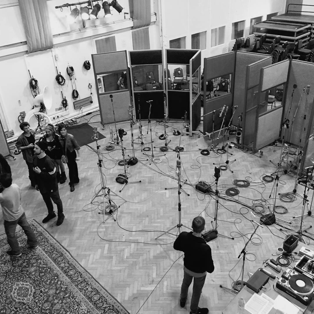 A recent visit to Abbey Road Studios for dBs Music students - full story on our blog here.