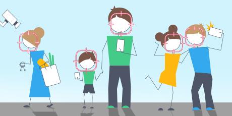 Der Einsatz und Missbrauch von Gesichtserkennung