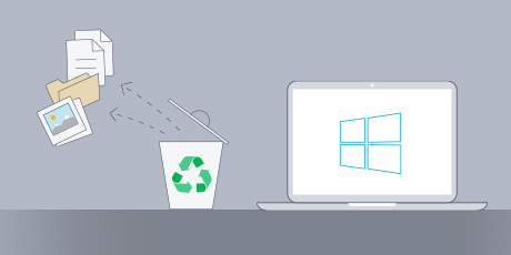 How to Recover & Restore Deleted Files in Windows