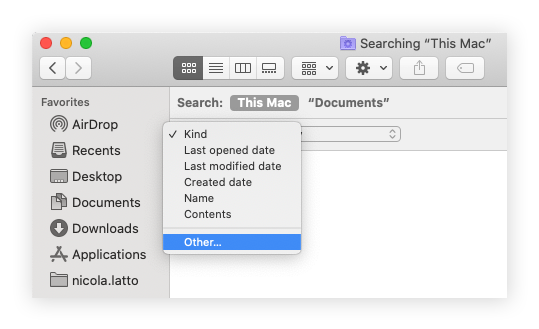 Here's how to find your largest files in macOS.
