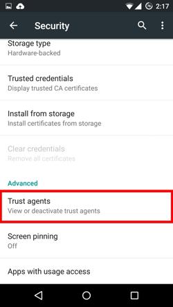 Trust Sources