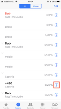 Here's another way to block robocall numbers on iOS.