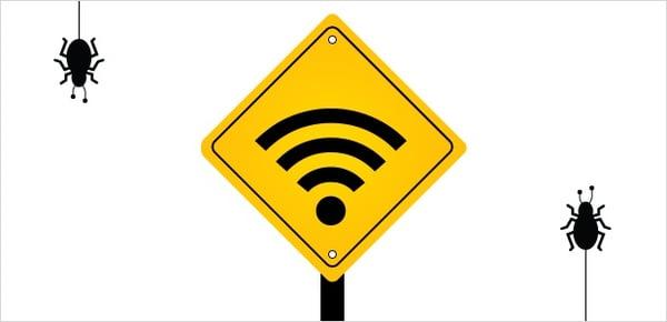 ¡Atención! ¡Wi-fi público a la vista!