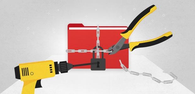 Wie entfernt man Ransomware?