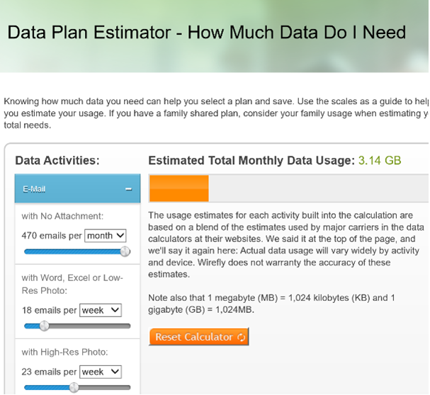 6-ways-to-reduce-mobile-data-traffic-screenshot-of-data-plan-estimator-607x558