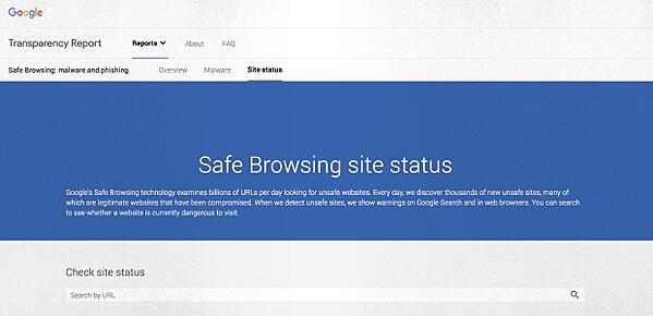Safe Site Checker >> How To Check If A Website Is Safe Avg