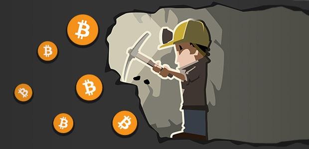 Mineração para bitcoin