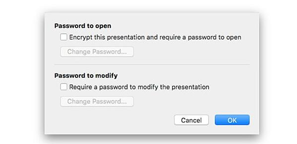 How to password-protect a PowerPoint presentation on your Mac