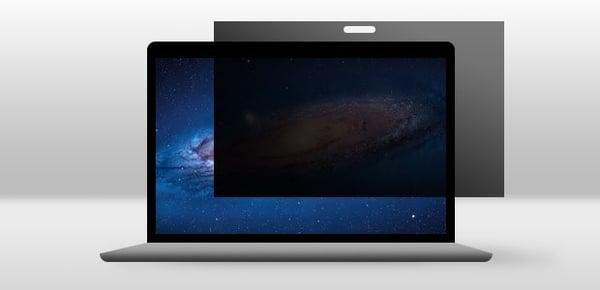 Un filtro per lo schermo per MacBook può proteggere la tua privacy