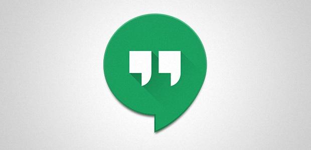 Google Hangouts messaging app logo