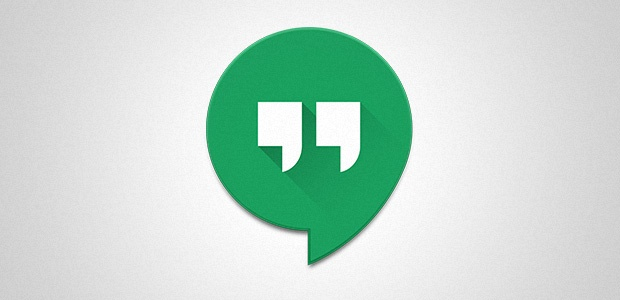 Google Hangouts messaging app logo