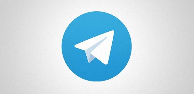 Telegram messaging app logo