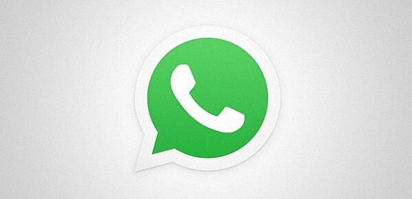 Logo der Messaging-App WhatsApp